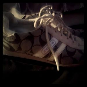 Coach Katelyn Signature Logo sneakers